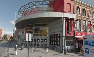 Le cinéma Le Duplexe à Roubaix.