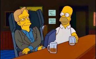 Stephen Hawking a fait de nombreuses apparitions dans «Les Simpsons».