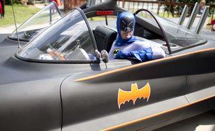 Célébration des 75 ans de Batman en juillet 2014