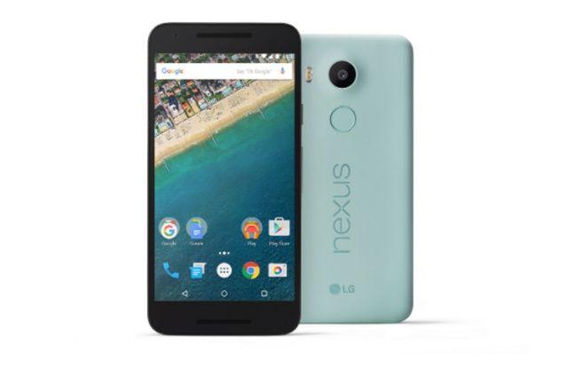 Le Nexus 5X a vu son prix baisser. Son niveau de performances est allèchant.