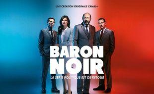 La saison 2 de «Baron Noir» débarque le 22 janvier sur Canal +