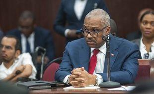 Le Premier ministre haïtien Jack Guy Lafontant a démissionné le 14 juillet 2018.