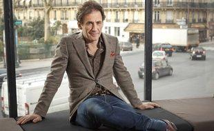 David Lagercrantz, l'auteur de «Millenium 4».