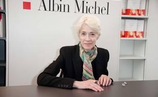 Françoise Hardy, à la 33e édition du Salon du Livre, à Paris, le 23 mars 2013.
