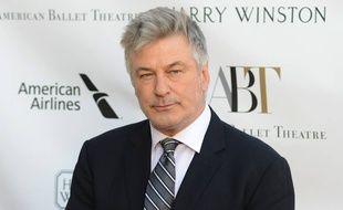 L'acteur Alec Baldwin
