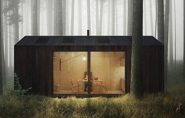Heva, une micro-architecture qui peut trouver sa place sur à peu près n'importe quel terrain.