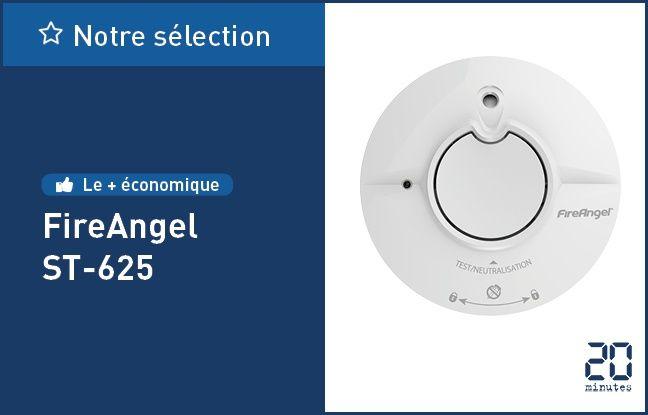 FireAngel ST-625.