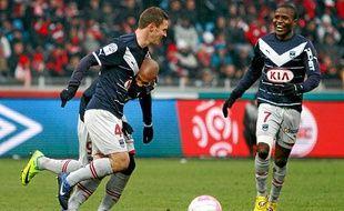 Le Girondin Ludovic Obraniak fera son retour contre le PSG après presque deux mois d'absence
