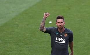 Lionel Messi veut fermer des bouches contre le Bayern.