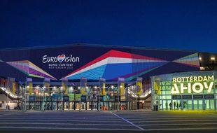 La Ahoy Arena de Rotterdam (Pays-Bas) sera l'épicentre du concours Eurovision en mai 2021.