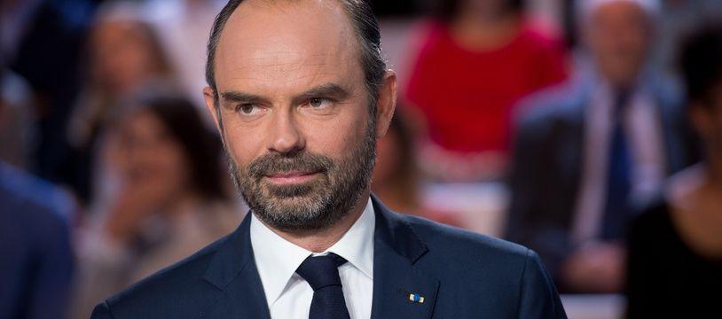 Edouard Philippe, le 27 septembre 2018.