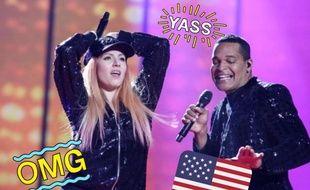 La Saint-Marinaise Valentina Monetta et l'Américain Jimmie Wilson représentent Saint-Marin à l'Eurovision 2017.