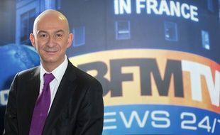 François Lenglet, directeur de la rédaction de BFM Business et chroniqueur de BFM-TV.