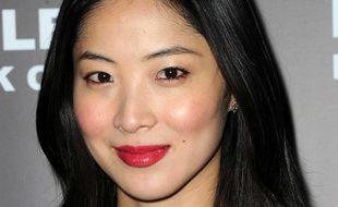 L'actrice et mannequin japonaise Lika Minamoto.