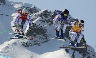 Le skicross n'a pas réussi aux Français à Pyeongchang.