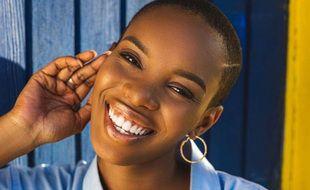 Anaëlle Guimbi, candidate malheureuse à l'élection de Miss Guadeloupe 2020, est particulièrement engagée dans la lutte contre les cancers féminins.
