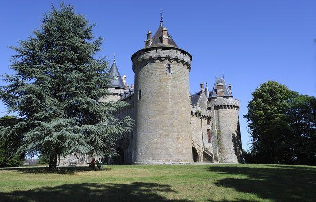 Le château de Combourg, en Ille-et-Vilaine, ouvre ses portes pour les Journées du patrimoine.