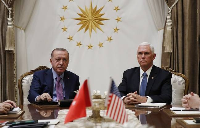 Offensive turque contre les Kurdes: Mike Pence annonce un «cessez-le-feu» temporaire en Syrie