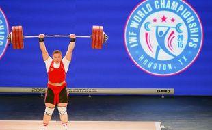 L'haltérophile russe Tatiana Kashirina ne disputera pas les JO de Rio.