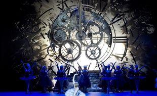 Le ballet de Noël de l'Opéra de Bordeaux, Cendrillon