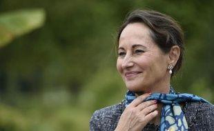 La ministre de l'Ecologie et de l'Energie Ségolène Royal, le 20 mai 2014 à Paris