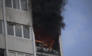 Une mère et ses trois enfants ont été tués dans l'incendie d'un immeuble à Aubervilliers, le 26 juillet 2018.