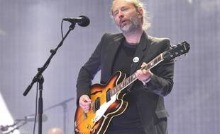 Le musicien Thom Yorke