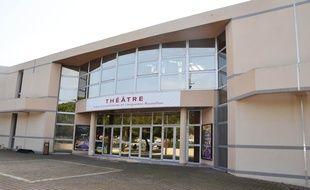 Le théâtre de Villeneuve-lès-Maguelone, l'une des seules scènes conventionnées jeune public dans la région.