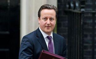 Le Premier ministre britannique David Cameron effectue jeudi une visite surprise à Tripoli, quelques jours après la mise en garde de Londres contre des menaces visant les Occidentaux à Benghazi et son ambassade à Tripoli.