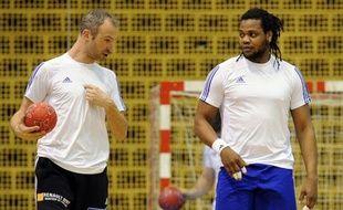Cédric Sorhaindo fera son retour dans le groupe de l'équipe de France dimanche après avoir raté tout le premier tour de l'Euro de handball, a-t-on appris auprès de l'encadrement.