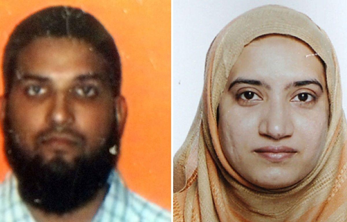 Syed Farook et Tashfeen Malik, les deux tueurs de San Bernardino – AFP