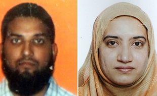 Syed Farook et Tashfeen Malik, les deux tueurs de San Bernardino