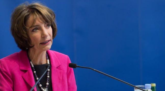 La ministre de la Santé Marisol Touraine – WITT/SIPA