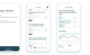 Forecast, la nouvelle app de Facebook qui prétend pouvoir prédire le futur