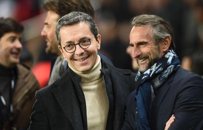 Olympique de Marseille: Le président Eyraud veut recruter un directeur du business et maintient le cap