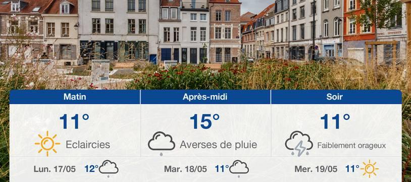 Météo Lille: Prévisions du dimanche 16 mai 2021