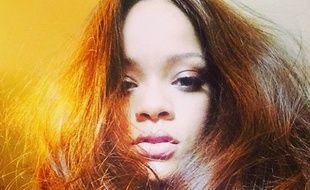 Rihanna sur Instagram