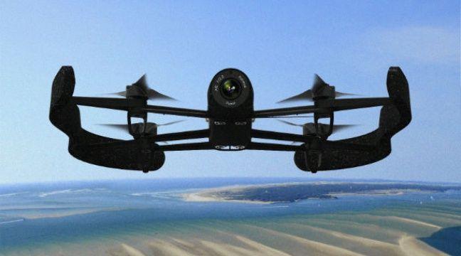 1er Prix Vie Nomade: le Be-bop avec Skycontroller, de Parrot. – PARROT