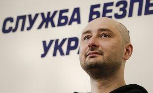 Le journaliste russe, Arkady Babtchenko, a simulé sa mort en collaboration avec les Services de sécurité ukrainiens.