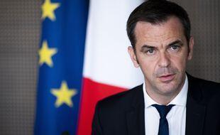 Le ministre de la Santé depuis février 2020, Olivier Véran.