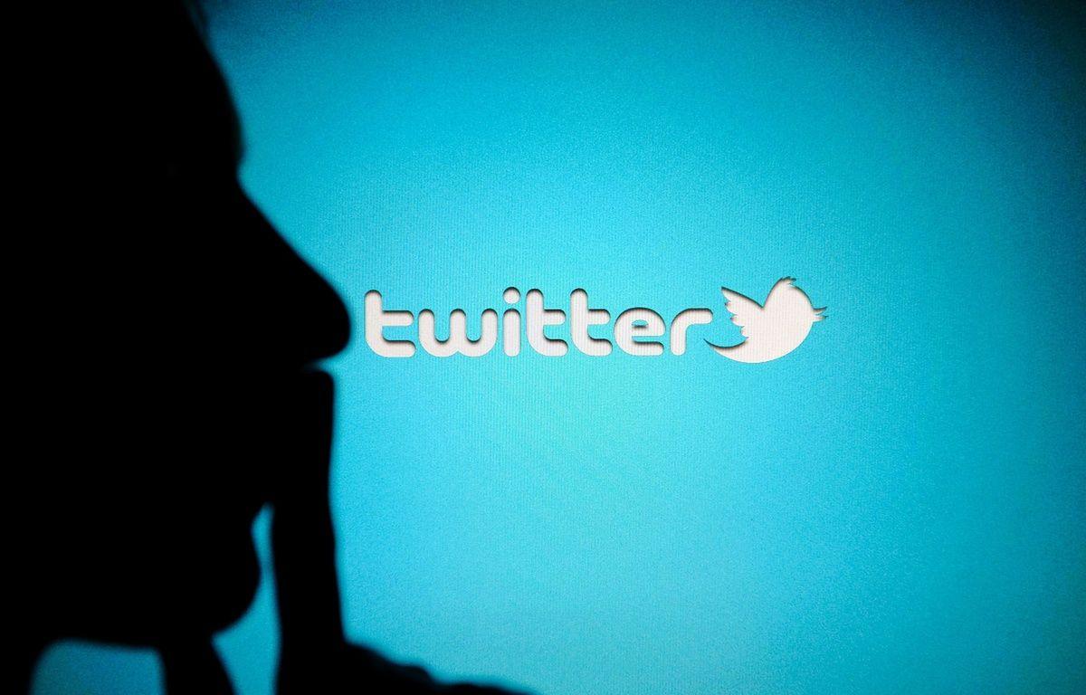 Le logo de Twitter. –  SALOM-GOMIS SEBASTIEN/SIPA