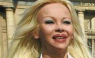 Cindy'Lee, candidate à Paris.