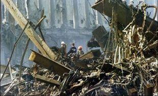 """Khaled Cheikh Mohammed, ancien chef du """"Comité militaire d'Al-Qaïda"""" a reconnu être le """"cerveau"""" des attentats du 11 septembre 2001 qui ont fait près de 3.000 morts à New York et Washington, dans une déclaration diffusée mercredi par le Pentagone."""