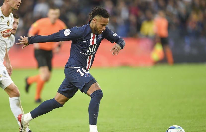 PSG - Lille EN DIRECT. Neymar de retour entre deux blessures...Essayons d'en profiter tant qu'il est sur pied...
