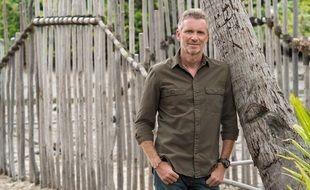 Denis Brogniart, maître de « Koh-Lanta » depuis près de vingt ans.