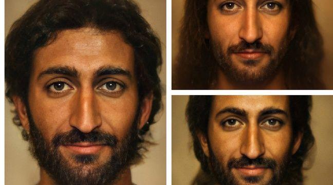 Comment l'artiste Ganbrood a-t-il obtenu une photo de Jésus ?