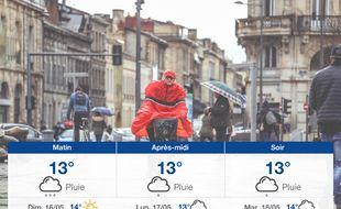 Météo Bordeaux: Prévisions du samedi 15 mai 2021