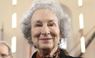 Margaret Atwood, auteure de La servante écarlate, le 15 octobre 2017.