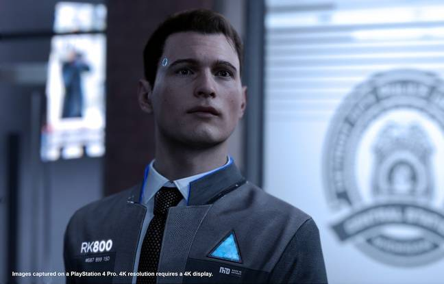 Connor est un enquêteur qui assiste la police. Quelles sont ses réelles motivations ?