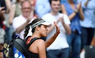 L'ex-numéro 1 mondiale serbe Ana Ivanovic, le 28 mai 2016 à Roland-Garros.
